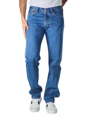 Levi's 501 Jeans canyon light stone
