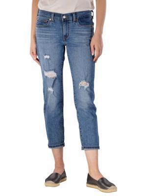 Levi's New Boyfriend Jeans hawaii blue