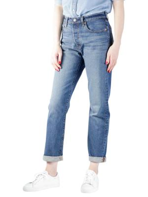 Levi's 501 Original Jeans Cropped charleston all day