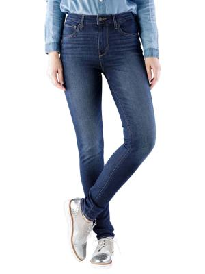 Levi's 721 High Rise Skinny smooth it out