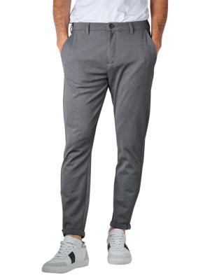 Gabba Pisa Jersey Pants Regular light grey melange
