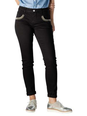 Mos Mosh Naomi Jeans Shade Core black