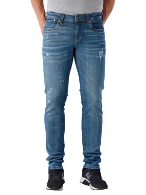 Pepe Jeans Hatch Wiser Wash medium used denim