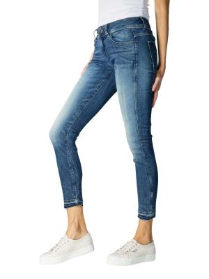 G-Star Lynn Mid Jeans Skinny Ankle faded baum blue