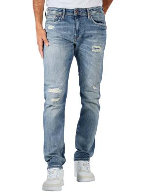 Pepe Jeans Stanley Jeans Tapered Fit rinse powerflex