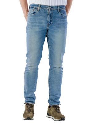 Levi's 512 Jeans Slim Tapered pelican rust