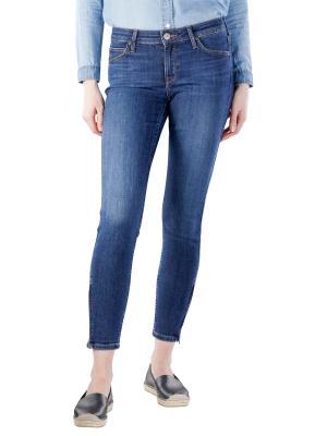 Lee Scarlett Jeans Skinny Cropped dark hunt
