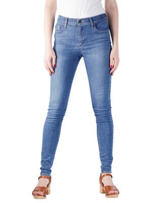 Levi's 720 High Rise Jeans Super Skinny eclipse craze