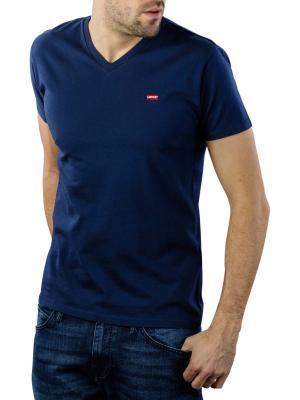 Levi's Orig HM VNeck T-Shirt dress blues