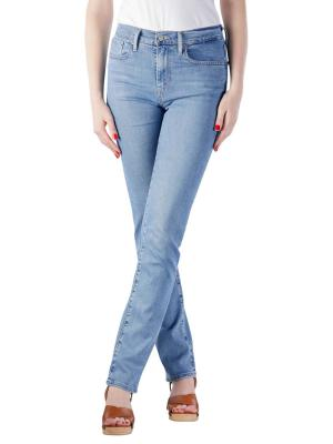 Levi's 724 High Rise Jeans Straight rio chill
