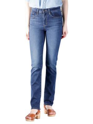 Levi's 724 High Rise Jeans Straight bogota calm