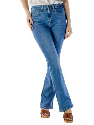 Levi's 725 High Rise Bootcut Jeans london pride