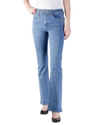 Levi's 725 High Rise Boot Cut Jeans rio air