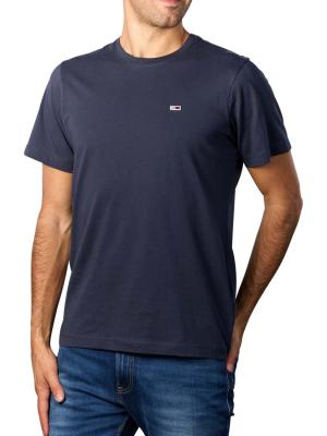 Tommy Jeans T-Shirt Classic Jersey twilight navy