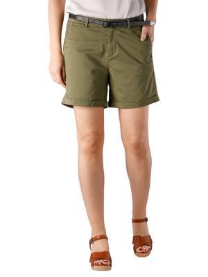 Maison Scotch Pima Cotton Chino Shorts army