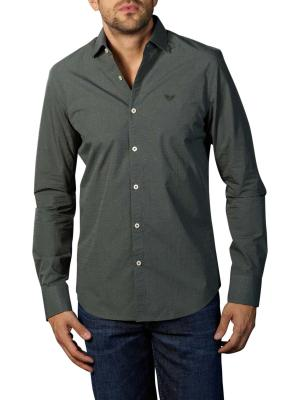 PME Legend Long Sleeve Shirt Dobby olive