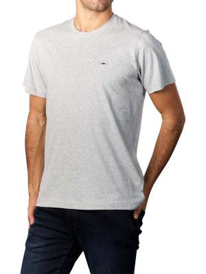 Tommy Jeans T-Shirt Classic Jersey light grey heather