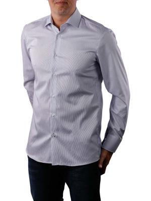 THE BASICS Hemd Modern Fit Hai bügelleicht white mid