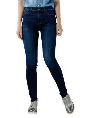 Mavi Lucy Jeans deep sateen glam