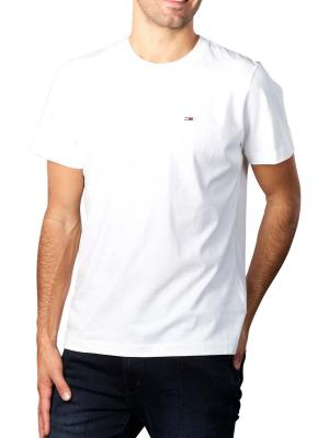 Tommy Jeans T-Shirt Classic Jersey white