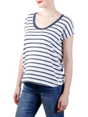 Marc O'Polo Sweat-Shirt Sleeveless multi white linen