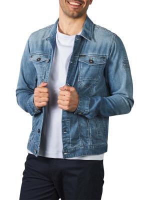 PME Legend Denim Jacket bright comfort light