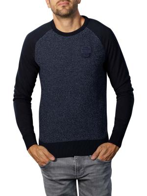 PME Legend Crew Neck Knit Sweat 5288