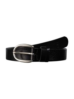 Sandy black Belt 3cm by BASIC BELTS