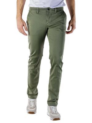 Pepe Jeans Charly Pant Minimal Print Twill safari