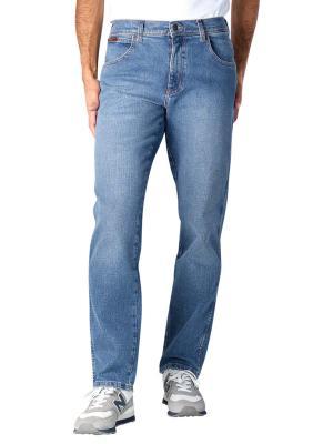 Wrangler Texas Stretch Jeans smokin' blue