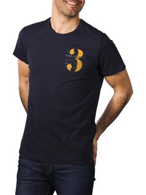 PME Legend T-Shirt Logoprint 1520 dark