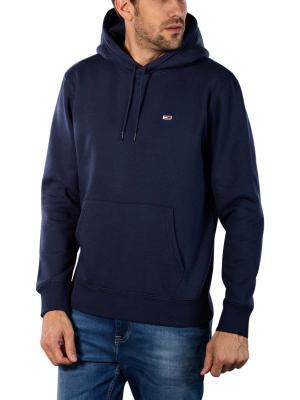Tommy Jeans Regular Fleece Pullover twilight navy