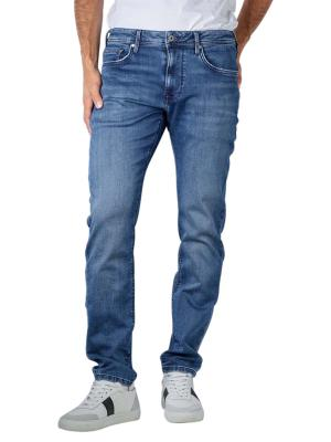 Pepe Jeans Stanley Jeans Tapered Fit med blue gymdigo wiser