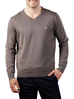 Fynch-Hatton V-Neck Sweater earth