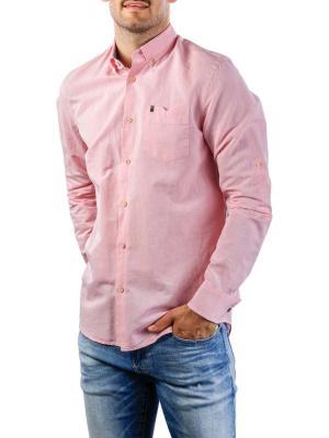 Vanguard Long Sleeve Shirt Cotton Linen 2 Tone 2092