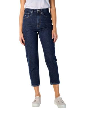 Tommy Jeans Mom High Rise Tapered oslo dark blue
