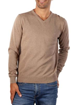 Fynch-Hatton V-Neck Sweater taupe