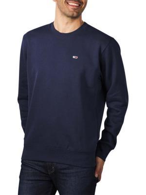 Tommy Jeans Regular Fleece twilight navy