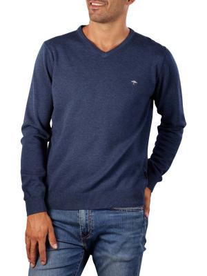 Fynch-Hatton V-Neck Sweater night