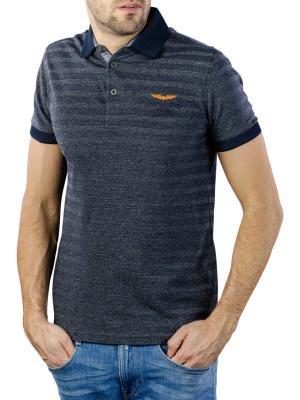 PME Legend short Sleeve Polo jacquard pique