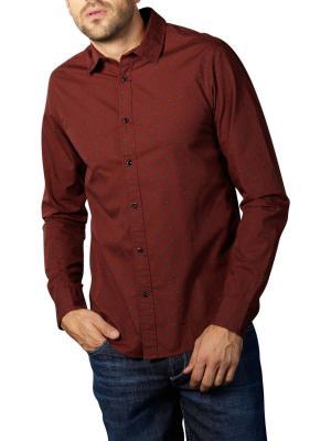Scotch & Soda All-Over Printe Shirt 0220