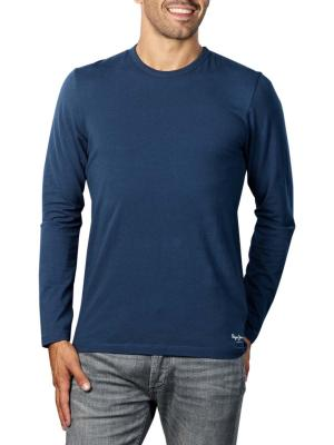 Pepe Jeans Original Basic Base Lycra Sweater navy