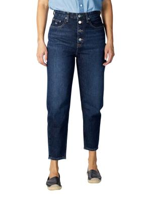 Tommy Jeans Mom High Rise Tapered deep blue