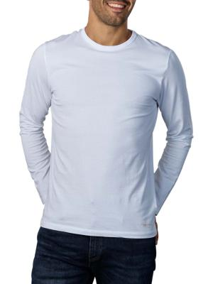 Pepe Jeans Original Basic Base Lycra Sweater white