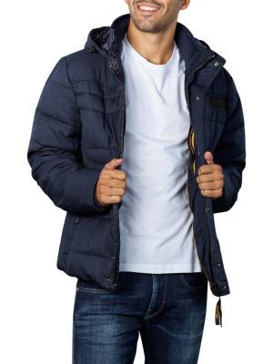 PME Legend Hooded Jacket Melange 5281