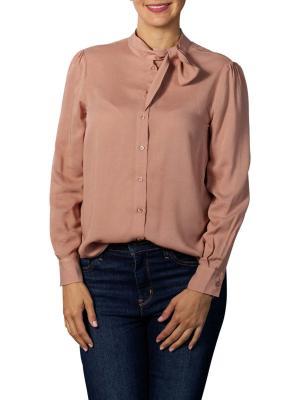 Yaya Bow Shirt faded pink