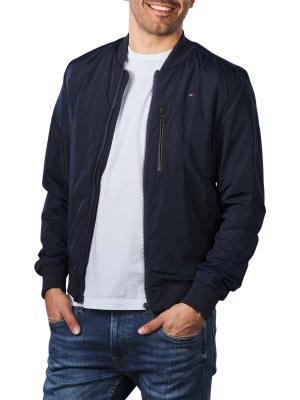 Tommy Jeans Modern Bomber navy blazer