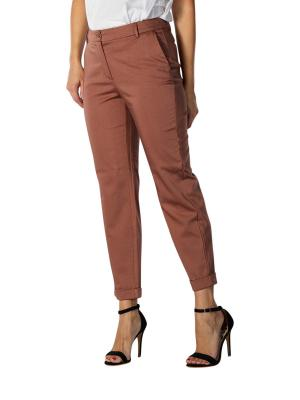 Yaya Pants Relaxed Fit Trouser pecan