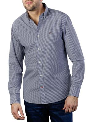 Tommy Hilfiger Core Check Shirt peacoat