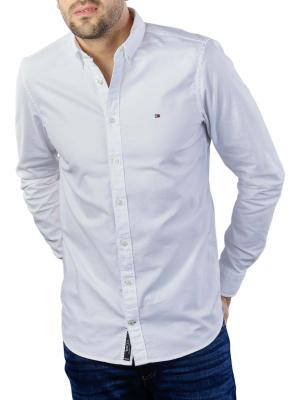 Tommy Hilfiger Core Stretch Slim Oxford Shirt classic white